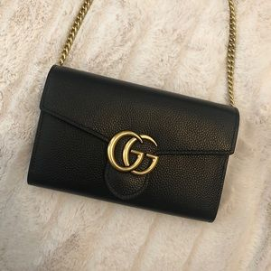 GG Marmont Cellarius Wallet Bag